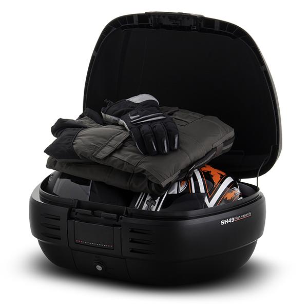 f1450a3e82206 Cómo escoger un baúl para tu moto - Blog de accesorios para motoristas