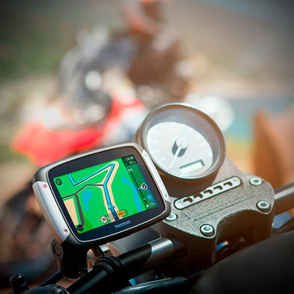 TomTom Rider 400, el mejor navegador GPS para moto