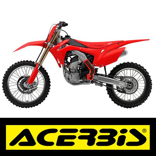 Viste tu moto con plásticos Acerbis: versatilidad, calidad y buen precio