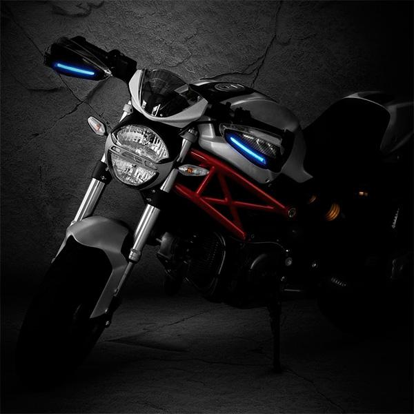 ¿Qué paramanos Acerbis elijo para mi moto de carretera?