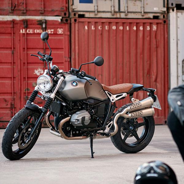 BMW elige Motorrad Days para presentar en España su G310 R y R Nine T Scrambler