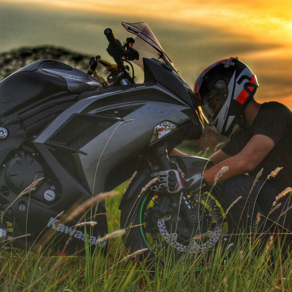 Luz Led Casco Moto Acc. para Motos y Cuatrimotos en