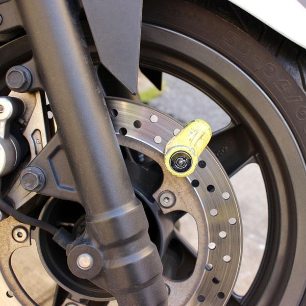 Blinda tu moto contra los cacos con un sistema antirrobo