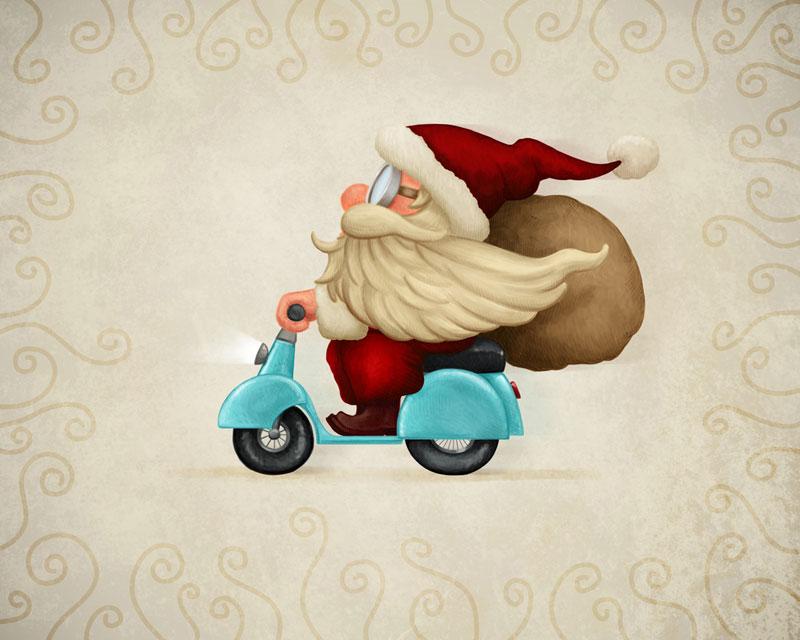 Especial Navidad: 25 regalos moteros por menos de 100 euros