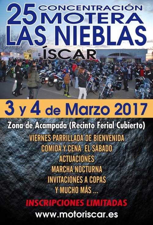 Concentración Motera Las Nieblas 2017