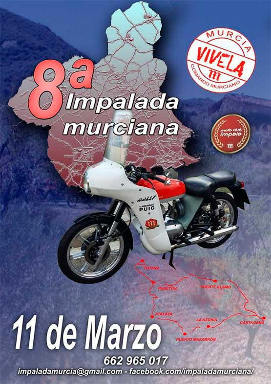 Impalada Murciana 2017