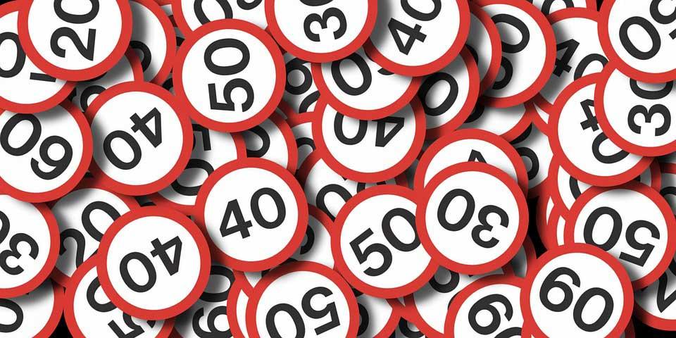 ¿Qué límites de velocidad hay en otros países de la Unión Europea?