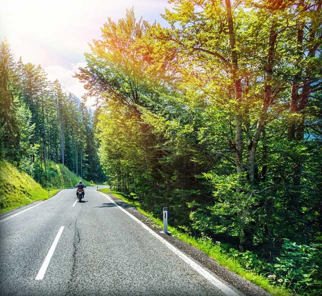 Guía completa para tu primer viaje en moto
