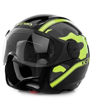 casco-acerbis-x-jet-on-bike