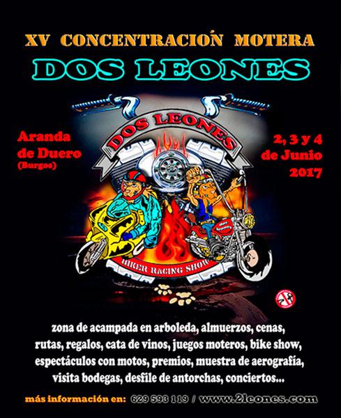XV Concentración motera Los Leones