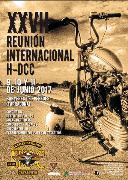XXVII Reunión intenacional H-DCC