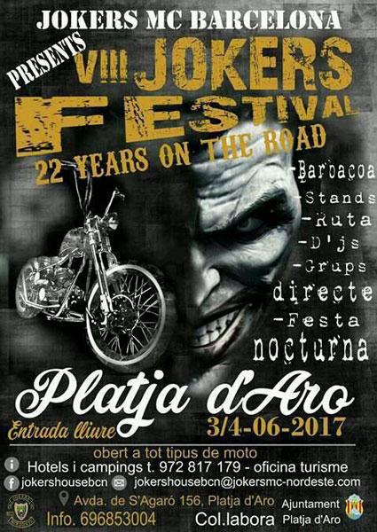 VIII Jokers Festival