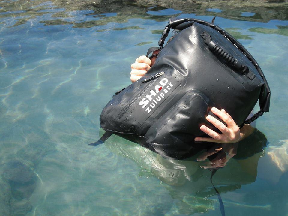 Zulupack, una bolsa para tus viajes moteros que envidiarán los no moteros