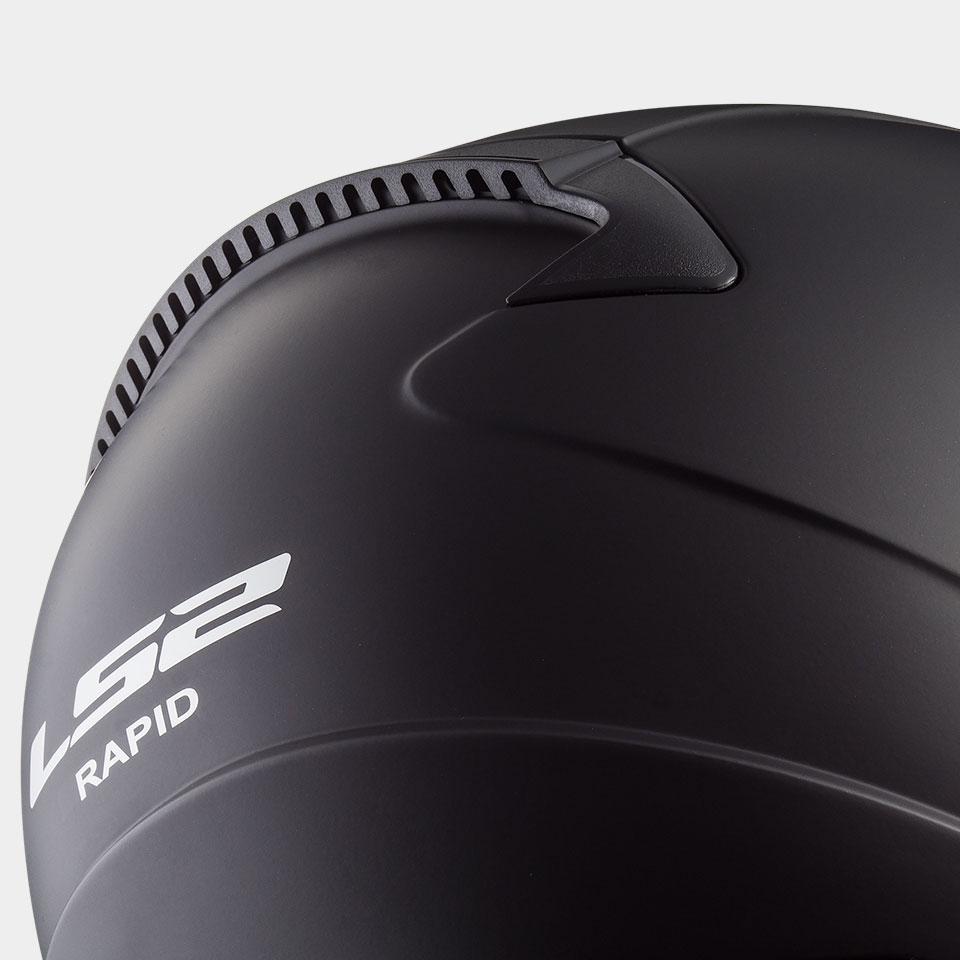 LS2 presenta su nueva gama de cascos con el FF353 Rapid a la cabeza