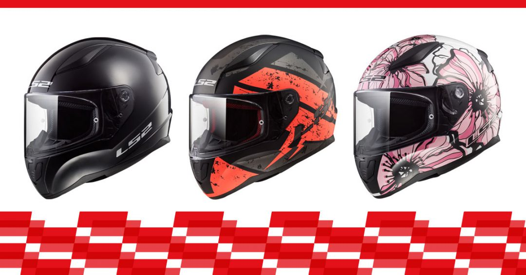Análisis a fondo del nuevo casco integral FF353 Rapid de LS2 [Vídeo]