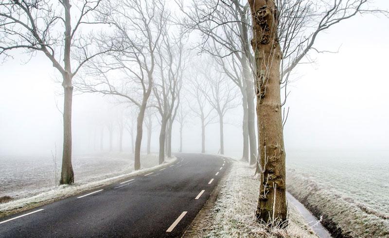 Cómo hacer un éxito de tu primera ruta motera invernal