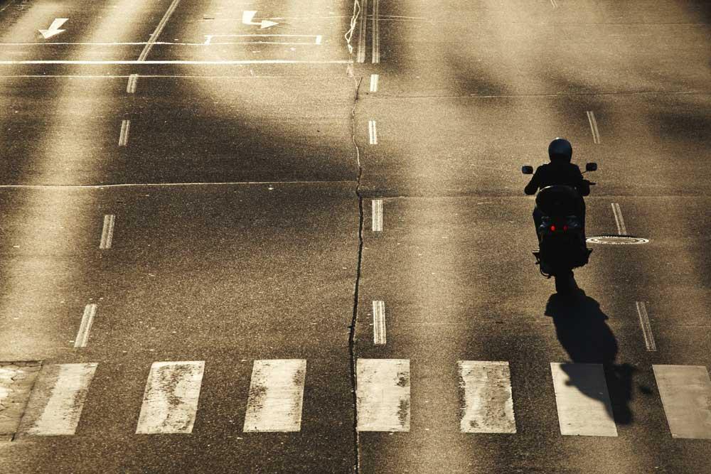 La etiqueta medioambiental para motos y ciclomotores entrará en vigor en abril