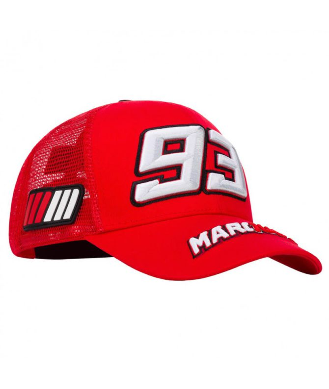 gorra-gp-racing-apparel-marc-marquez-93-trucker 3fc835703ab