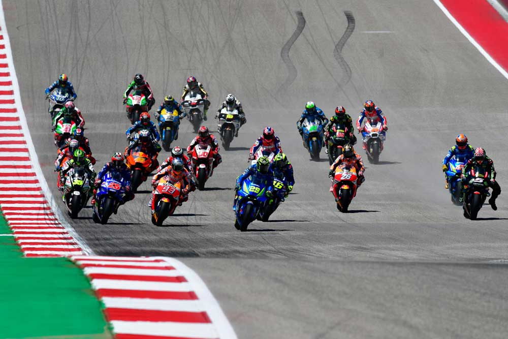 Fan por dentro y por fuera: vístete con el merchandising oficial de los pilotos de MotoGP 2018