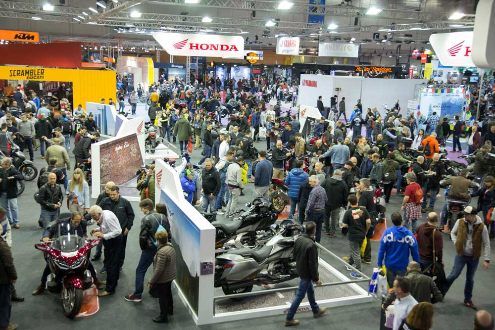 Ricard Sayeras: «Vive la Moto ha sido un parque de atracciones para motoristas»