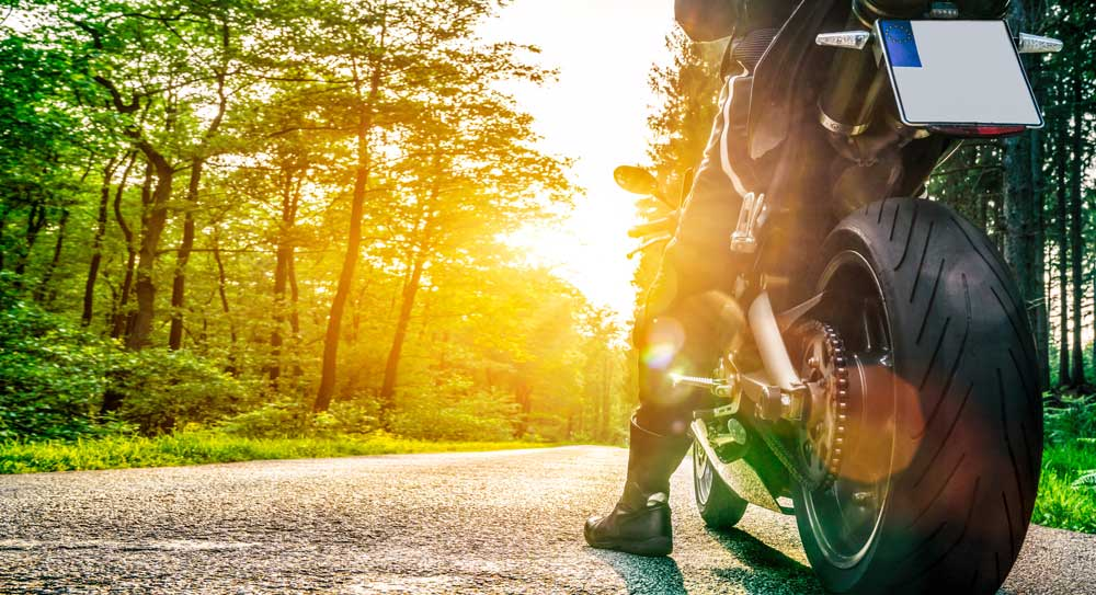Rutas serranas en moto para descubrir Madrid, Segovia y Guadalajara