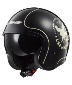 casco-ls2-of599-spitfire-flier