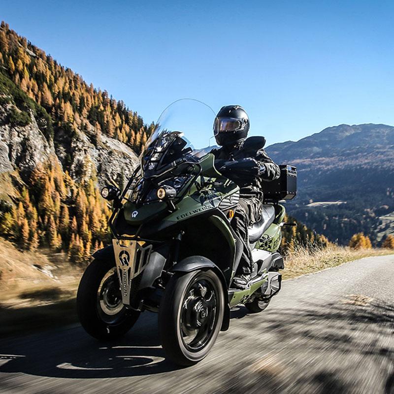 7 motos de 3 ruedas para atreverte a hacer el cambio sin complejos