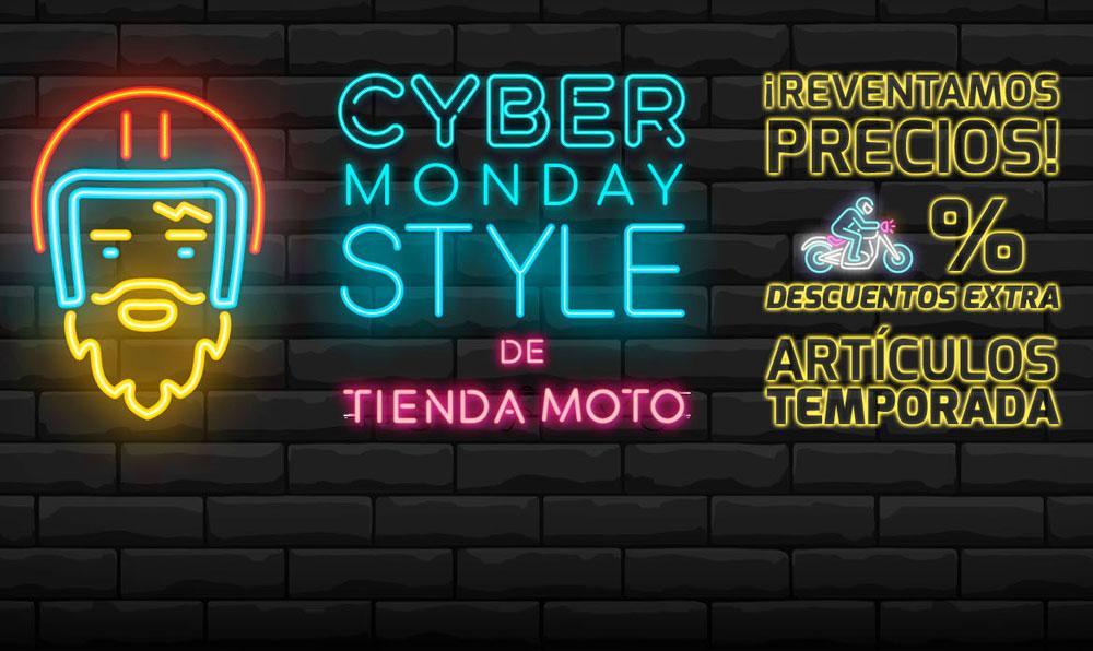 Llega nuestro Cyber Monday 2018 con lo mejor de la temporada con un 25% de descuento