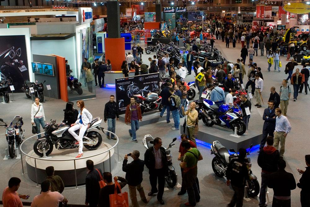 ¿Qué motos podrás probar en Vive la Moto 2019 Barcelona?