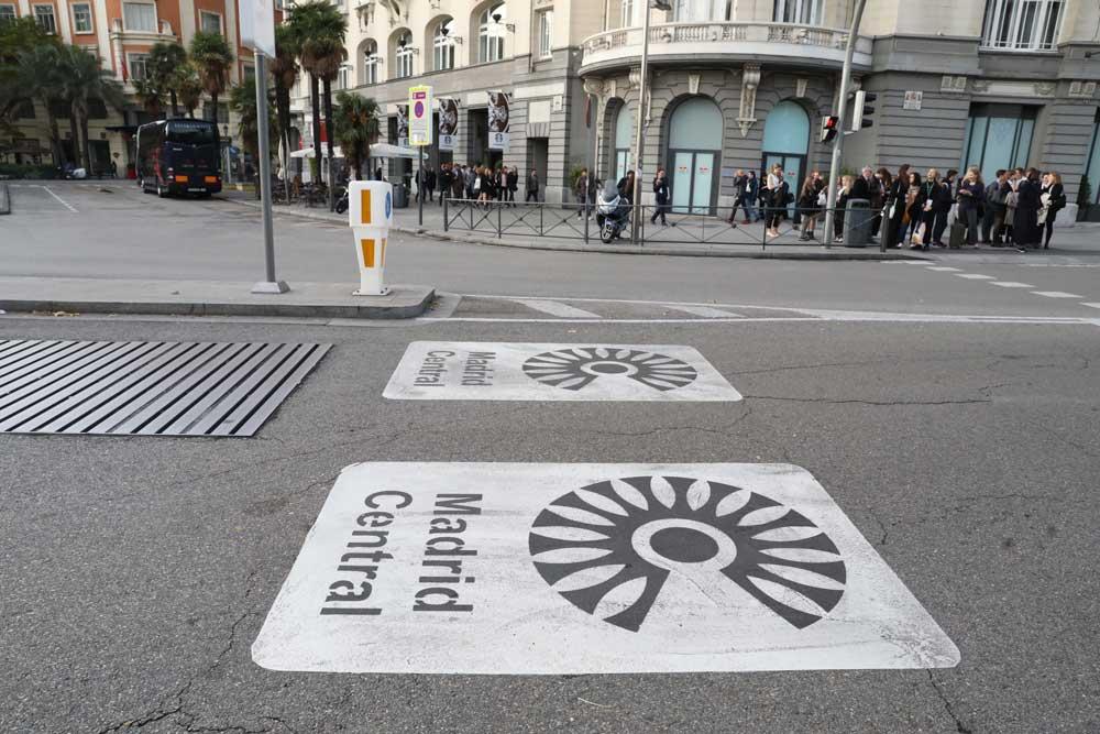3 razones por las que te multarán en Madrid Central desde el 15 de marzo