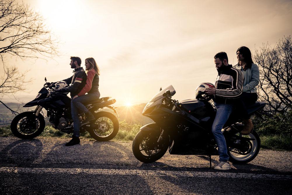 10 excursiones en moto a menos de 200 kilómetros de Madrid y Barcelona
