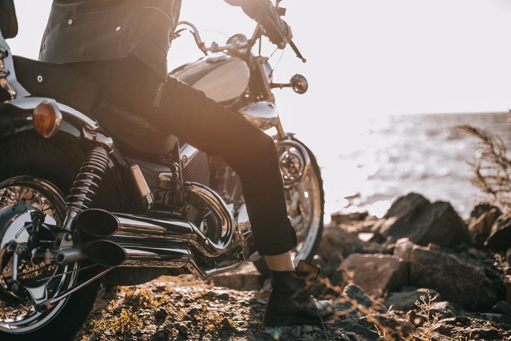 ¿Sabrías resolver estas 15 situaciones con tu moto? [Test]