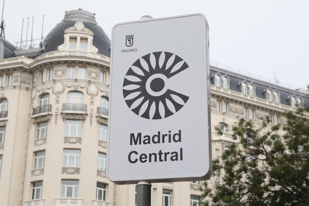 ¿Qué pasará a partir del 15 de junio con el área Madrid Central?