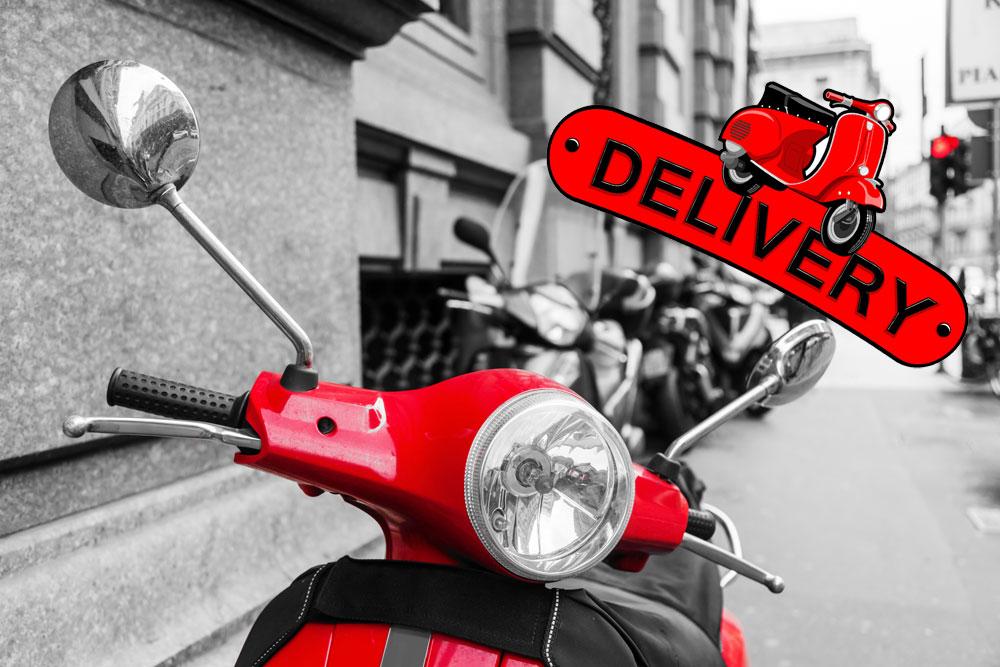 ¿Conoces los baúles de reparto para moto Puig?