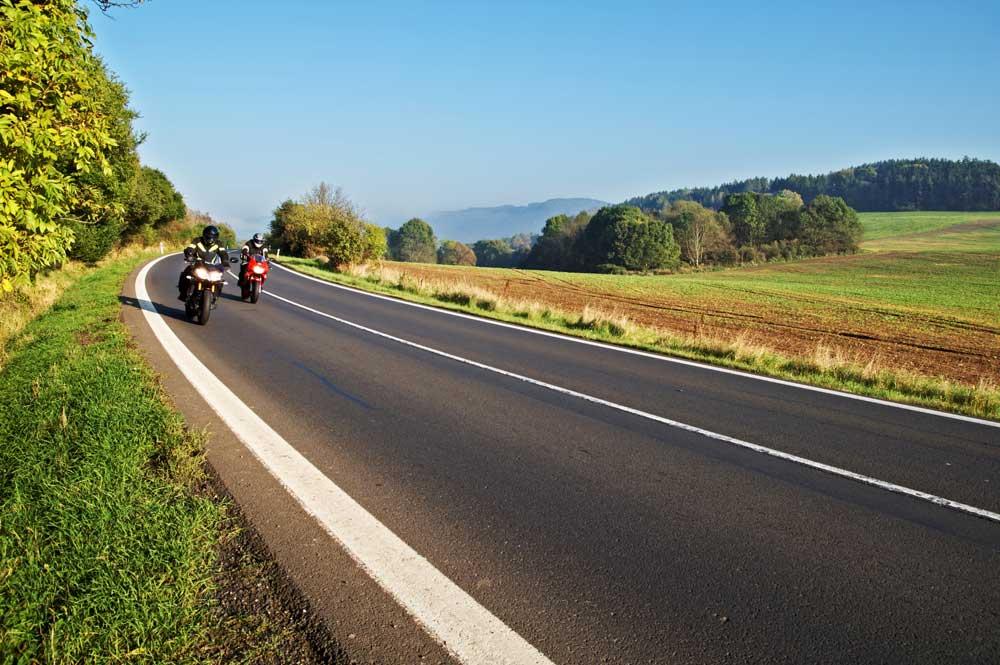 Tráfico realiza una campaña especial sobre motoristas este fin de semana