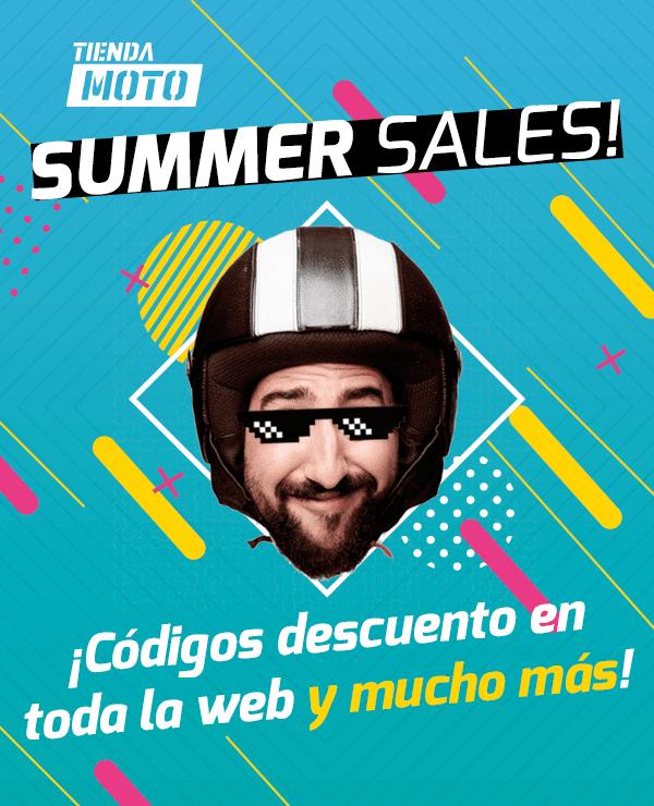 Aprovéchate de nuestras Summer Sales durante el mes de julio