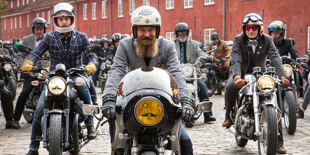 Saca tus mejores galas porque vuelve la Distinguished Gentleman's Ride 2019